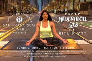 pop up meditation Lulu