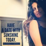Have a date with sunshine