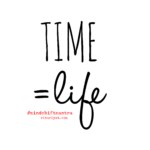 Mindshift Mantra: Time