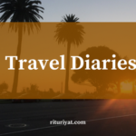 Travel Diaries: To road trip or fly, that is the question?
