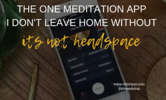 5 reasons I use insight timer app for meditation